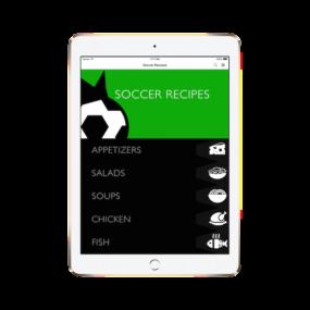 soccer-recipes-ipad